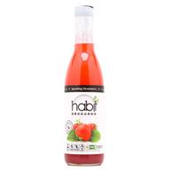 Habit Sparkling Strawberry Beverage, 100mg