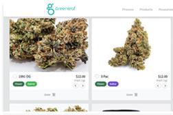 cannabis ecommerce theme