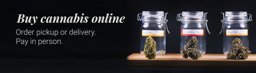 weed online jar
